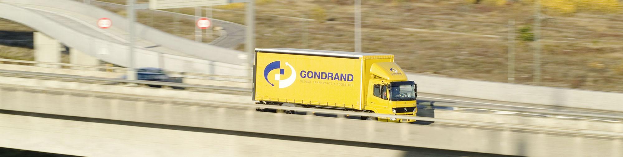 Gondrand Truck